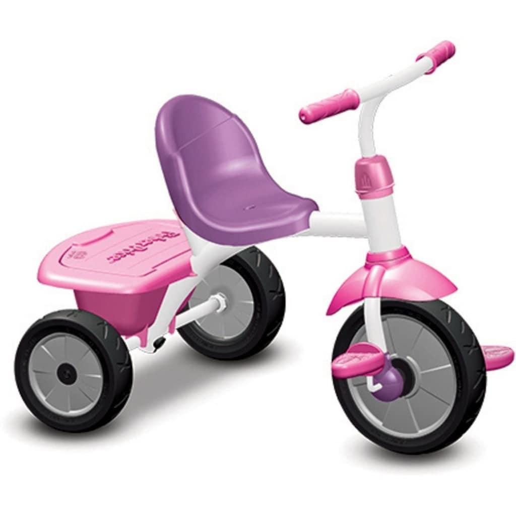 smarTrike® Dreirad »Fisher Price Baby Trike Glee Plus lila pink«, mit Freilaufkupplung