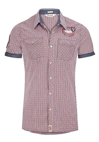 Lonsdale Kurzarmhemd in sportlichem Look »REIGATE« kaufen