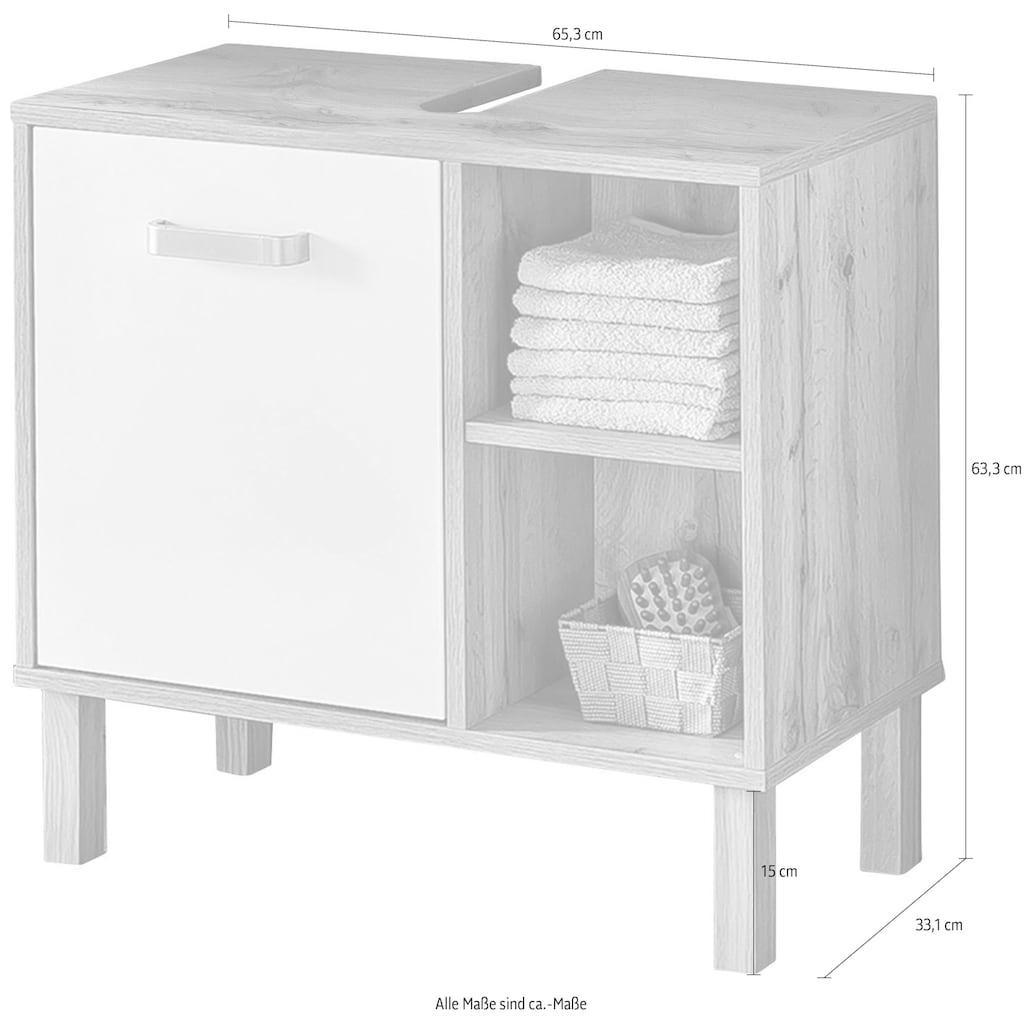Schildmeyer Waschbeckenunterschrank »Malina«