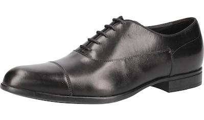 Geox Schnürschuh »Leder« kaufen