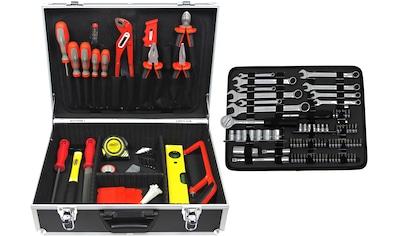 FAMEX Werkzeugset »755-59«, (Set, 162 St.) kaufen