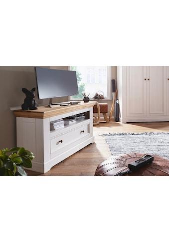 Premium collection by Home affaire TV-Board »Kim«, aus Massivholz kaufen