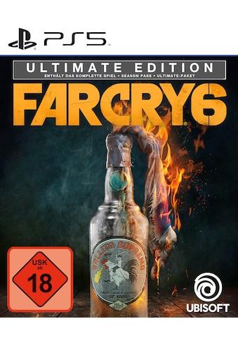 Far Cry 6  -  Ultimate Edition PlayStation 5 kaufen