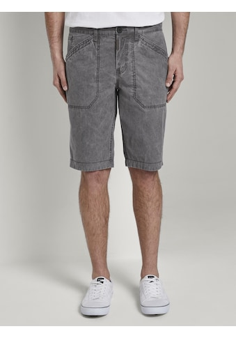 TOM TAILOR Shorts »Josh Regular Slim Shorts« kaufen