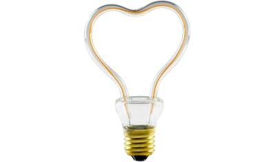SEGULA LED-Filament »ART LINE«, E27, 1 St., LED Art Heart Filament kaufen