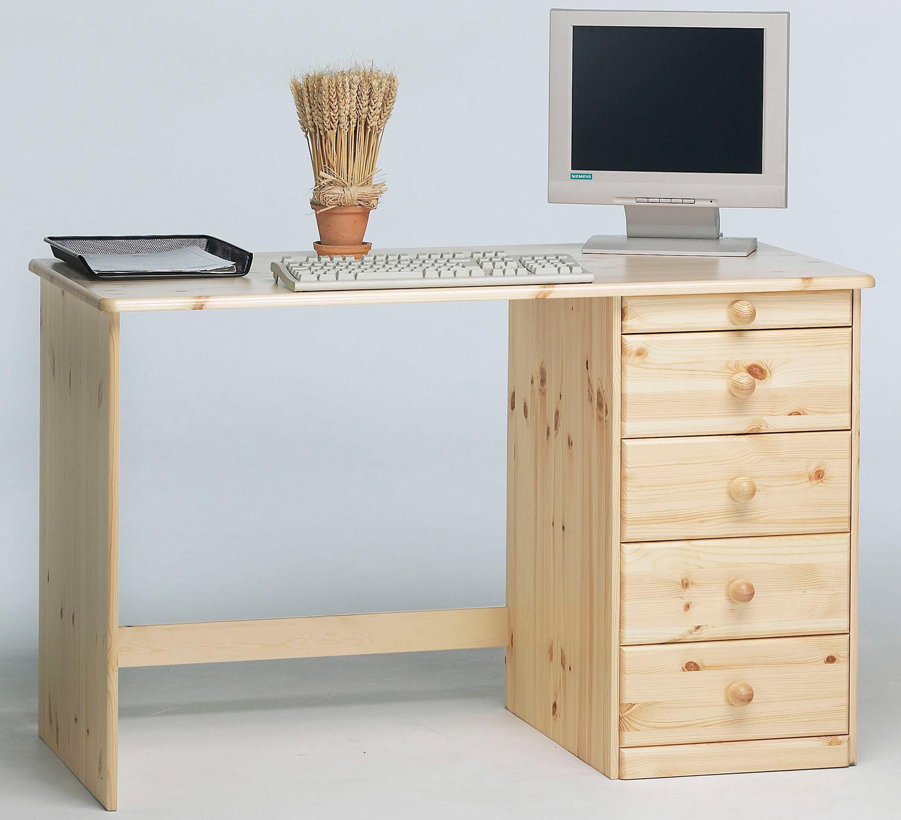 Home affaire Schreibtisch Kent Breite 120 cm