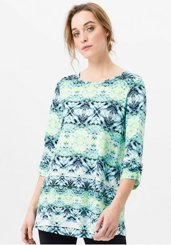 Green Cotton 3/4 - Arm - Shirt »Longshirt« kaufen