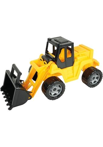 """Lena® Spielzeug - Radlader """"Giga Trucks, Aufsitz - Schaufellader"""" kaufen"""