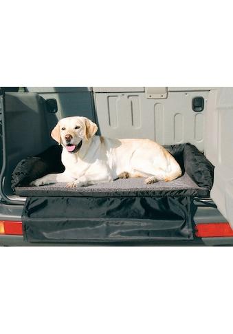 TRIXIE Tierbett »Auto-Bett«, BxL: 95x75 cm, grauxschwarz kaufen