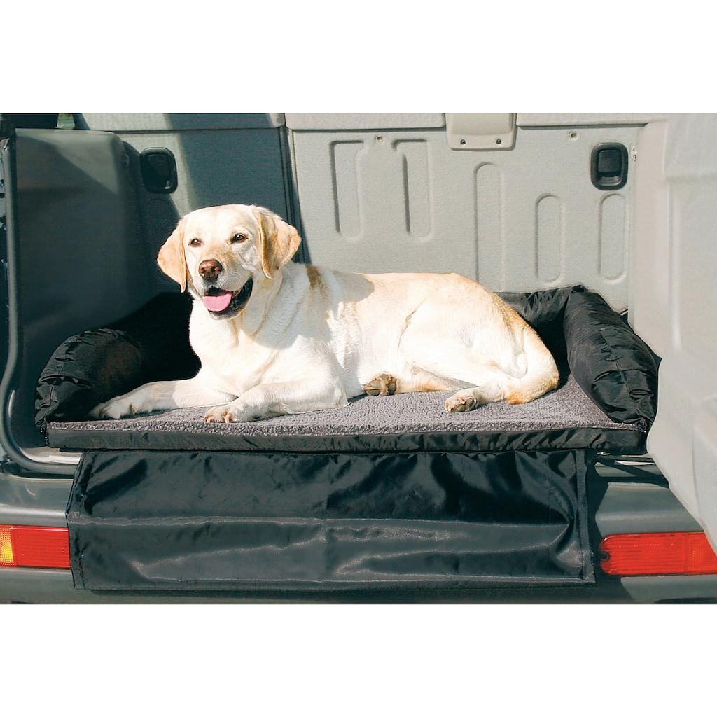 TRIXIE Tierbett »Auto-Bett«, BxL: 95x75 cm, grauxschwarz