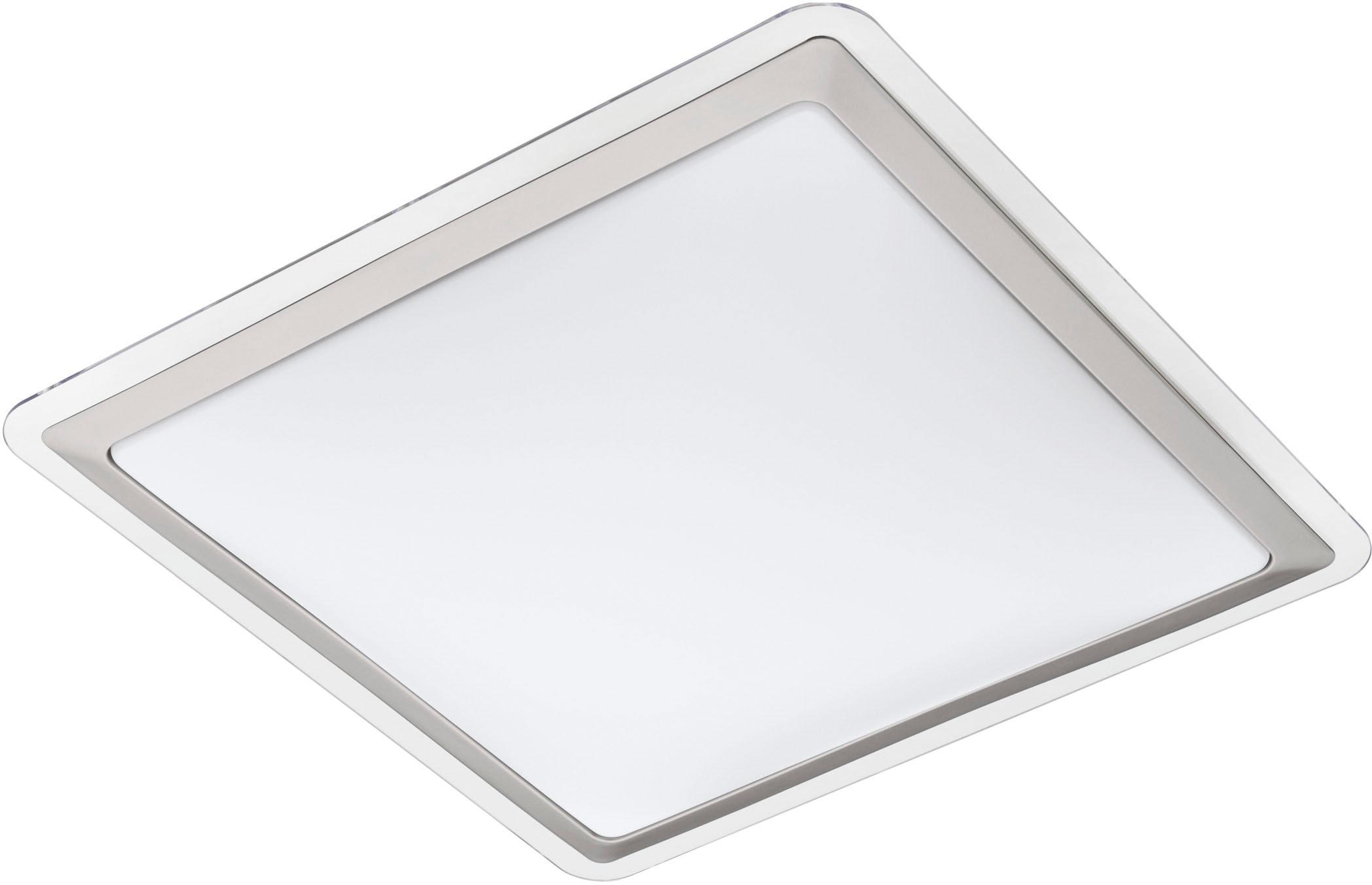 EGLO LED Deckenleuchte COMPETA 1, LED-Board, Warmweiß, LED Deckenlampe