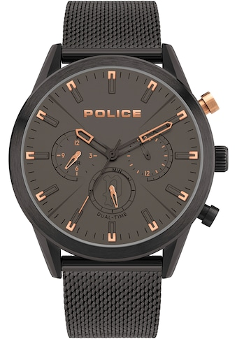 Police Multifunktionsuhr »SILFRA, PL16021JSB.79MM« kaufen