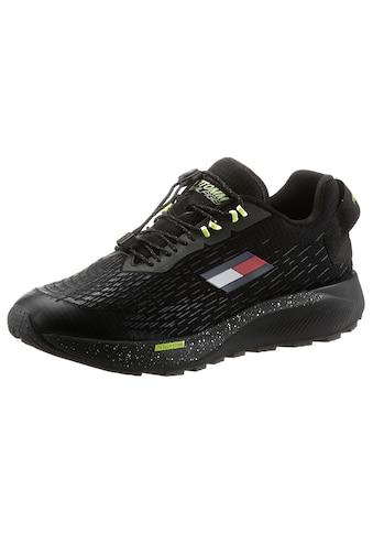 Tommy Hilfiger Sport Keilsneaker »TS TRAIL WOMEN 2«, mit Neon-Details kaufen