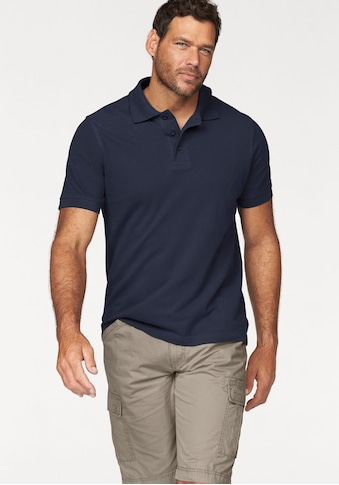 Man's World Poloshirt, Piqué kaufen