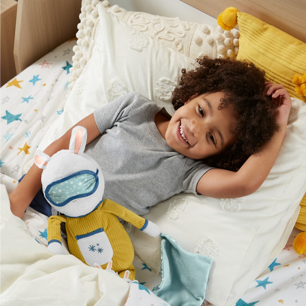 Fisher-Price® Kuscheltier »Einschlafhilfe Traumhäschen«, mit App-Funktion