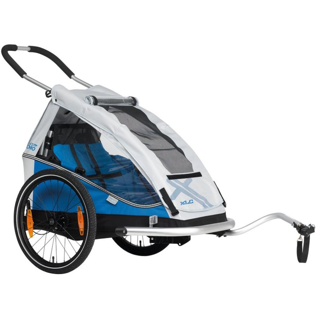 XLC Fahrradkinderanhänger »MONO«