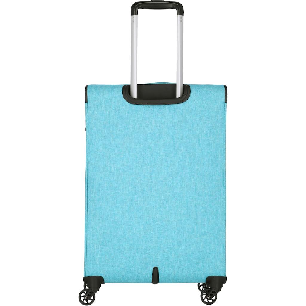 travelite Weichgepäck-Trolley »Jakku, 67 cm«, 4 Rollen