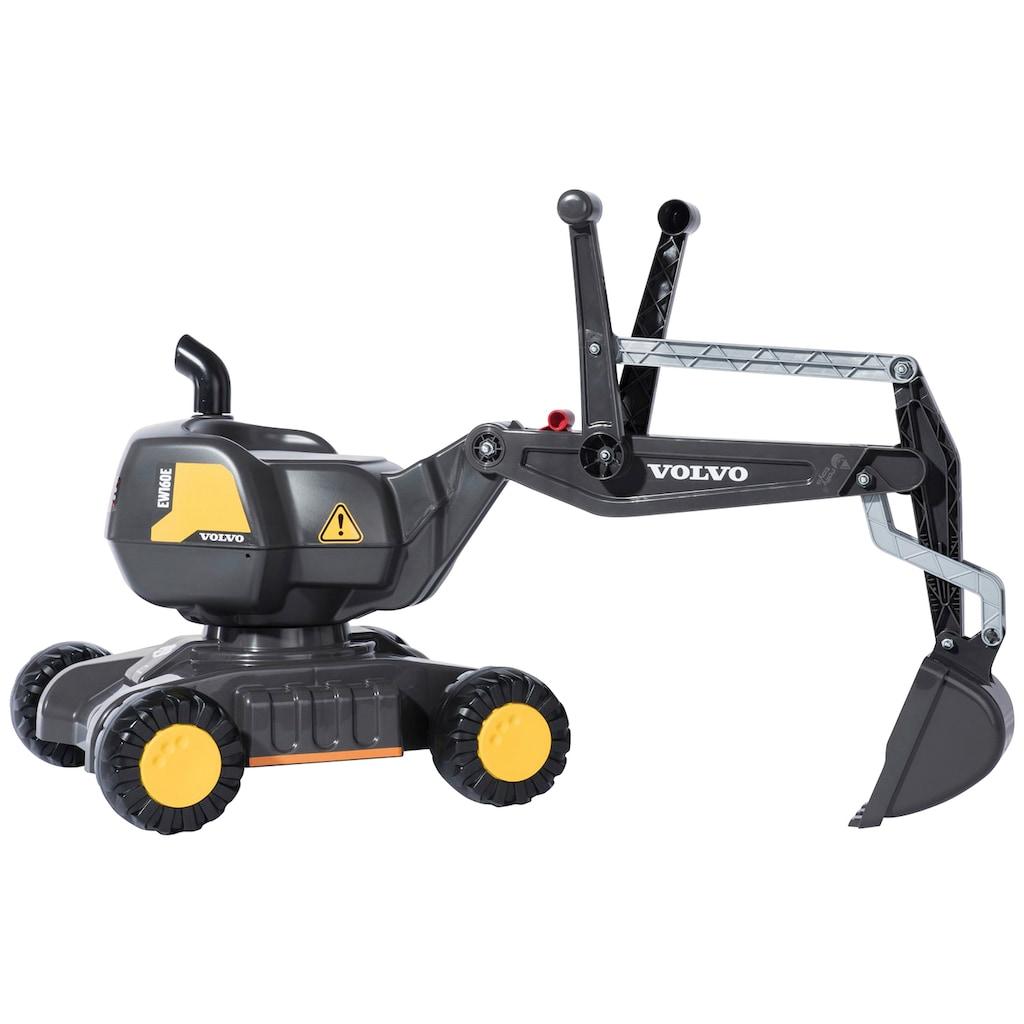 Rolly Toys Spielzeug-Aufsitzbagger »Digger Volvo«, BxLxH: 43x102x74 cm