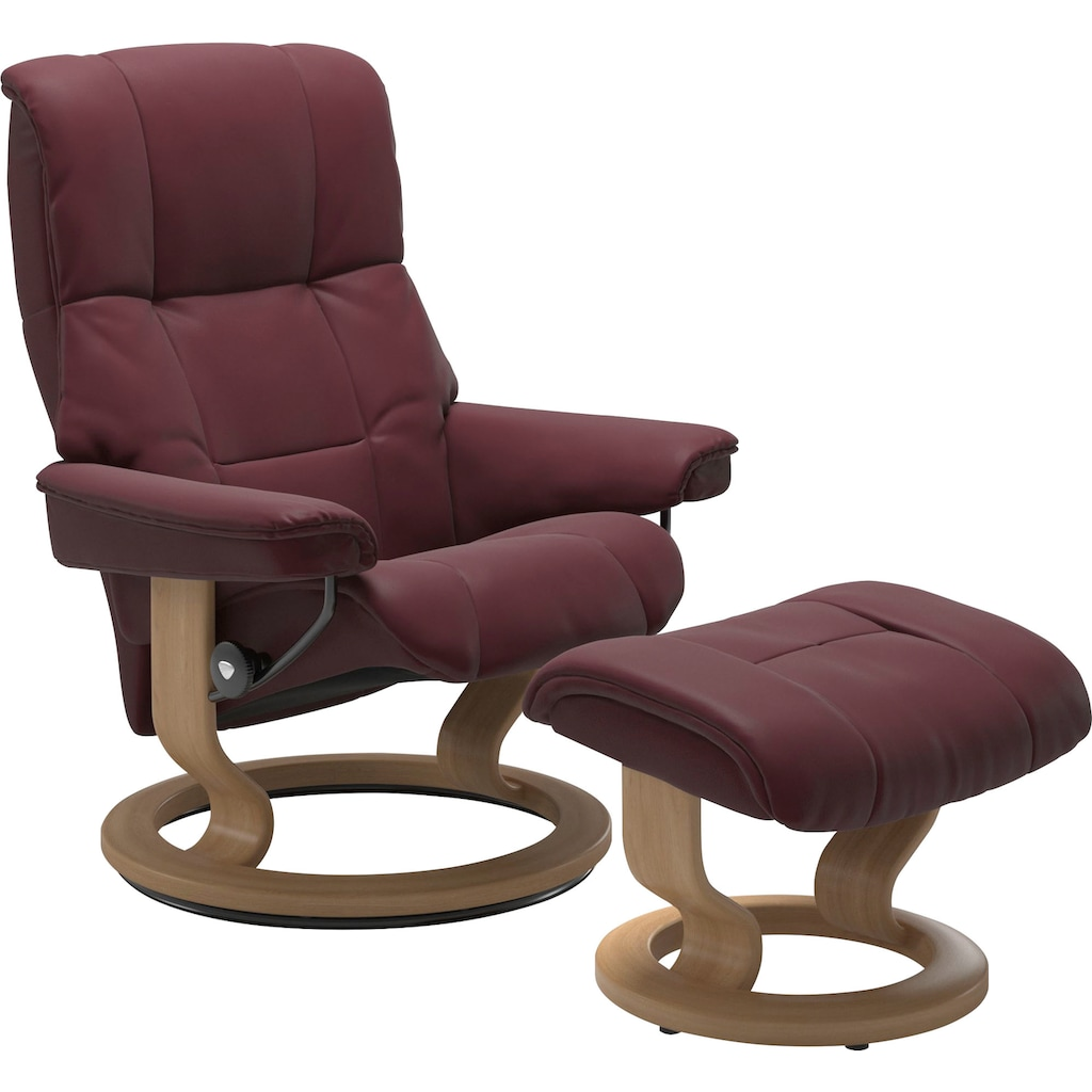 Stressless® Relaxsessel »Mayfair«, mit Classic Base, Größe S, M & L, Gestell Eiche
