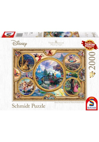 Schmidt Spiele Puzzle »Disney, Collage«, Made in Germany kaufen