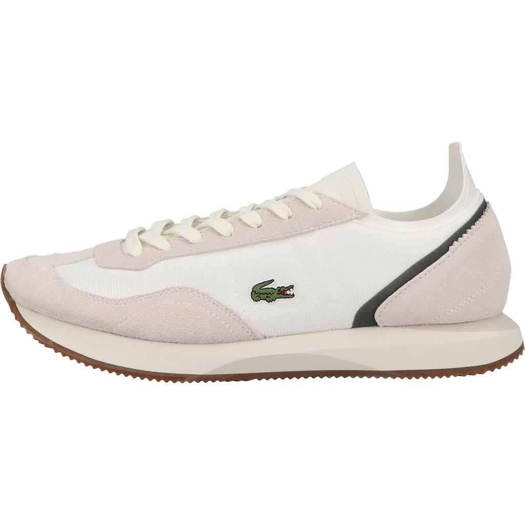 Lacoste Sneaker »Leder/Textil«