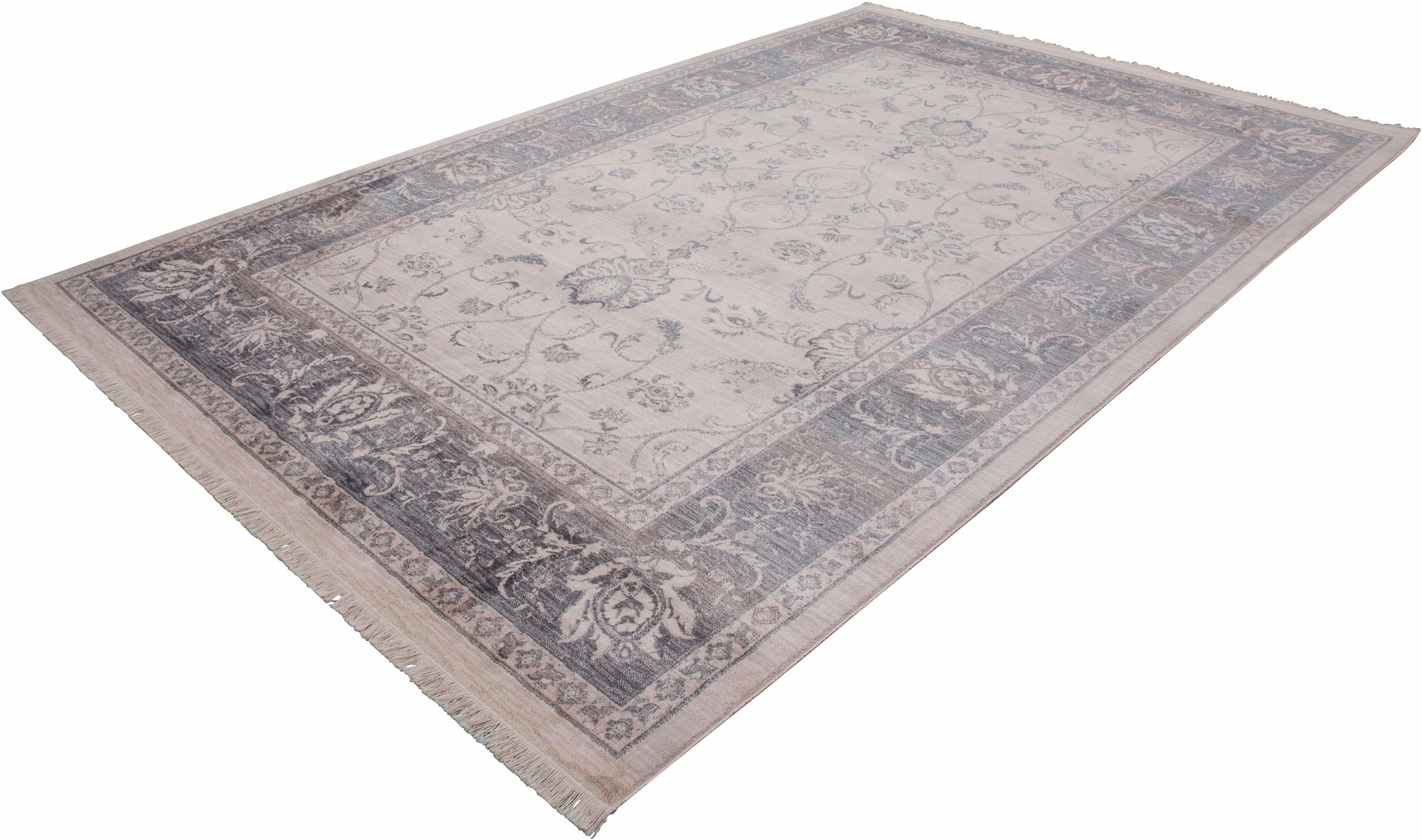 Teppich Vintage 700 LALEE rechteckig Höhe 7 mm maschinell gewebt