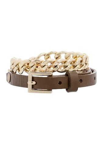 Pippa & Jean Armband »PJ273«, (1 tlg.), aus Edelstahl kaufen