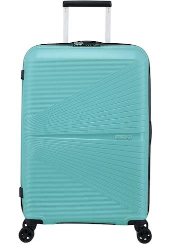 American Tourister® Hartschalen-Trolley »Airconic, 67 cm, purist blue«, 4 Rollen kaufen