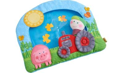 Haba Spielmatte »Wasser-Spielmatte Bauernhof«, mit Stoffpuppe kaufen