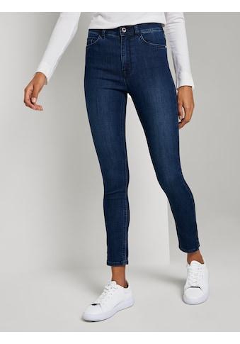 TOM TAILOR mine to five Skinny-fit-Jeans »Kate Skinny Jeans mit REPREVE und Seitenschlitzen« kaufen
