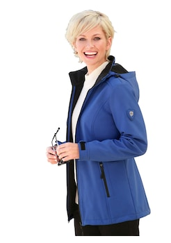 f2c9f130a16d Casual Looks Softshelljacke mit Innenseite aus wärmendem Fleece kaufen