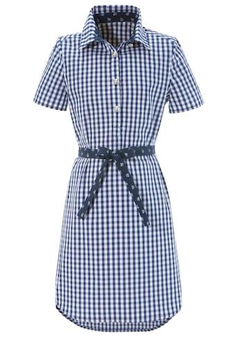 Berwin & Wolff Blusenkleid, (2 tlg.), Kinder, mit Bindegürtel kaufen