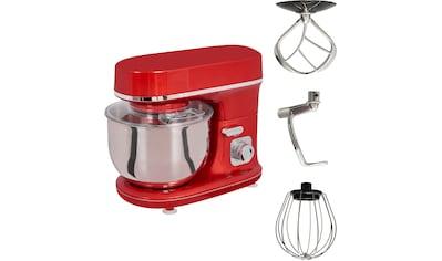Gutfels Küchenmaschine KM 8102 roi, 1200 Watt, Schüssel 5 Liter kaufen