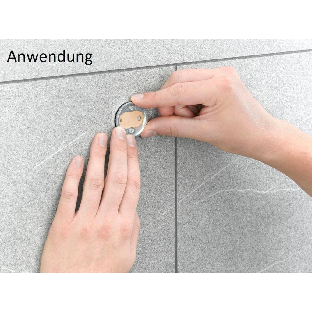 Nie wieder bohren Handtuchhaken »Pro 30«, mit »Nie wieder Bohren«-Befestigungstechnik