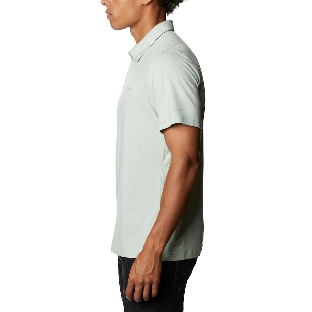 Columbia Poloshirt »TECH TRAIL«