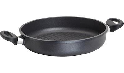 SKK Paellapfanne »Serie 7«, Aluminiumguss, (1 tlg.), Ø 28 cm, Induktion kaufen