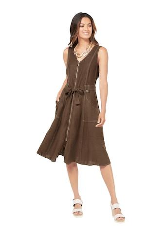 creation L Trägerkleid »Leinenkleid« kaufen