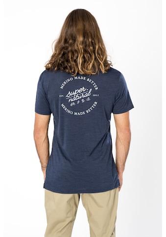 SUPER.NATURAL T - Shirt »M MADE BETTER TEE« kaufen
