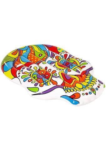 BESTWAY Luftmatratze »Fiesta Skull«, BxLxH: 139x190x18 cm kaufen
