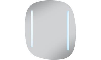 WELLTIME Spiegel »Miami«, LED - Spiegel, 70 x 70 cm, Touch - Button kaufen
