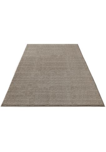 OTTO products Teppich »Grunno«, rechteckig, 8 mm Höhe, aus recyceltem Material,... kaufen