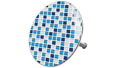 Sanilo Badewannenstöpsel »Mosaik Blau«, Ø 7,2 cm kaufen