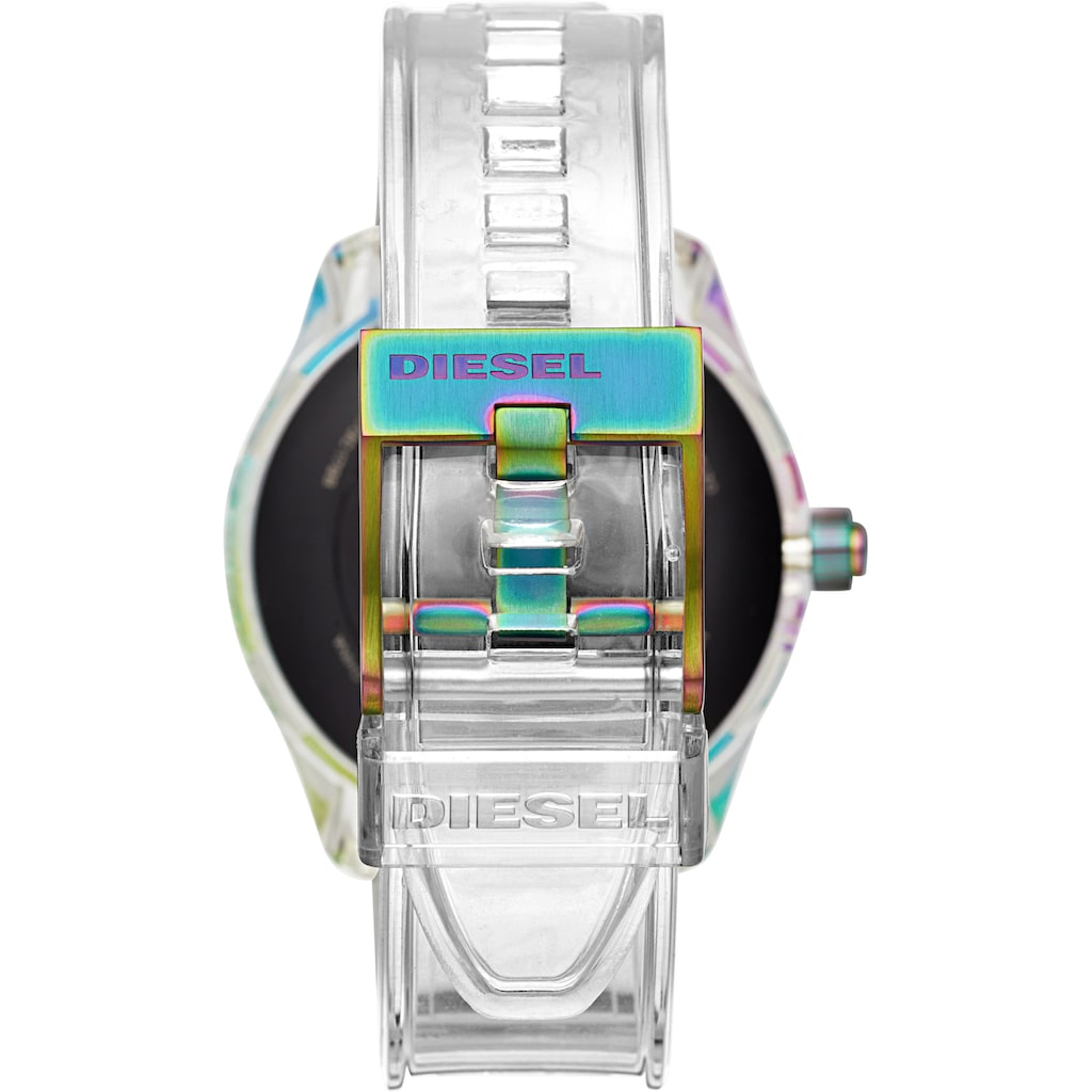 DIESEL ON Smartwatch »FADELITE, DZT2021« (, Wear OS by Google