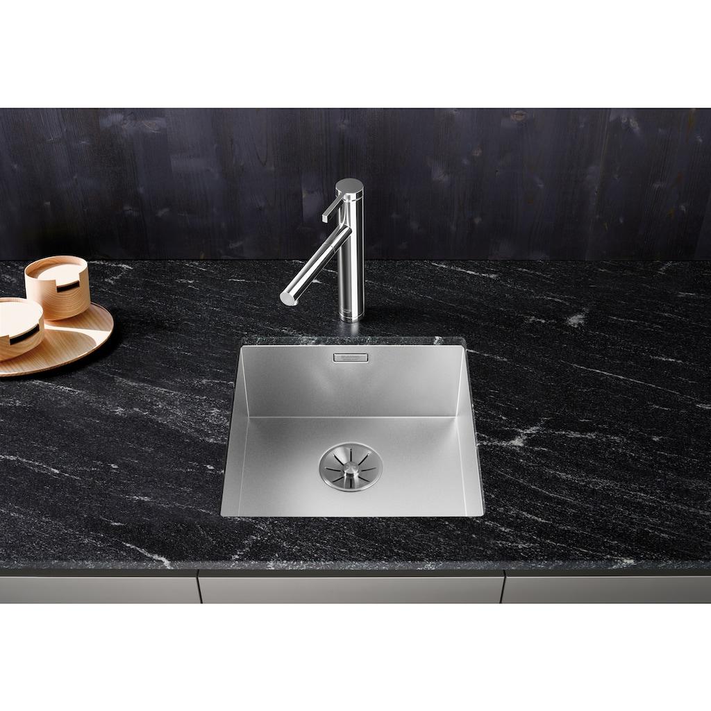 Blanco Küchenspüle »ZEROX 400-U Durinox®«