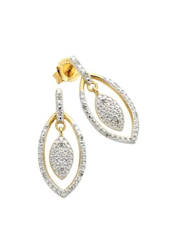 Diamonds by Ellen K. Ohrstecker »925/ -  Sterling Silber Diamanten« kaufen