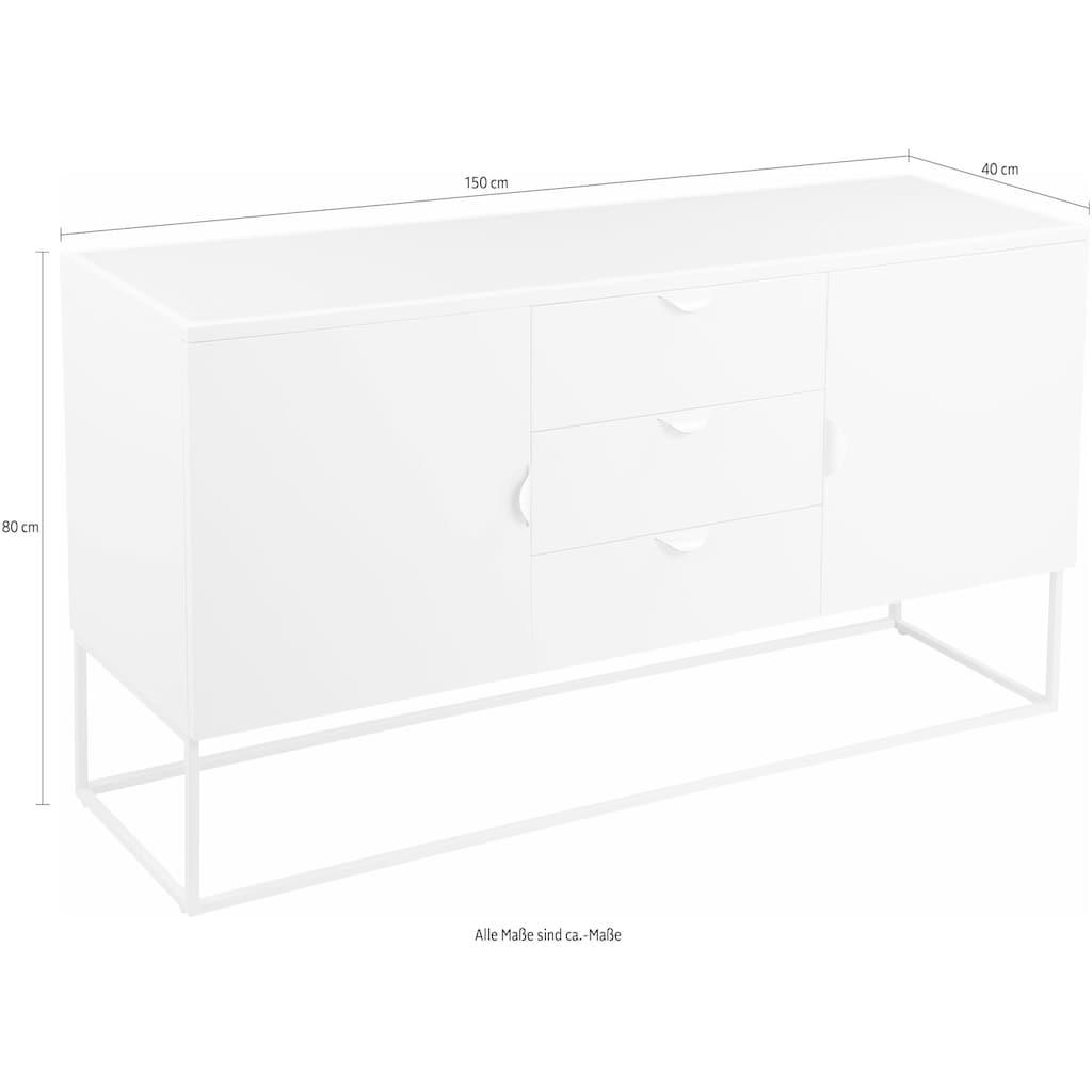 elbgestoeber Sideboard »elbcontainer«