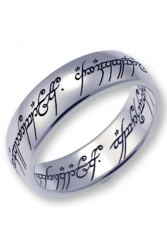Der Herr der Ringe Fingerring »Der Eine Ring  -  Wolfram, 10004061« kaufen