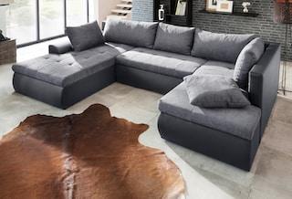 sit more wohnlandschaft auf rechnung kaufen baur. Black Bedroom Furniture Sets. Home Design Ideas
