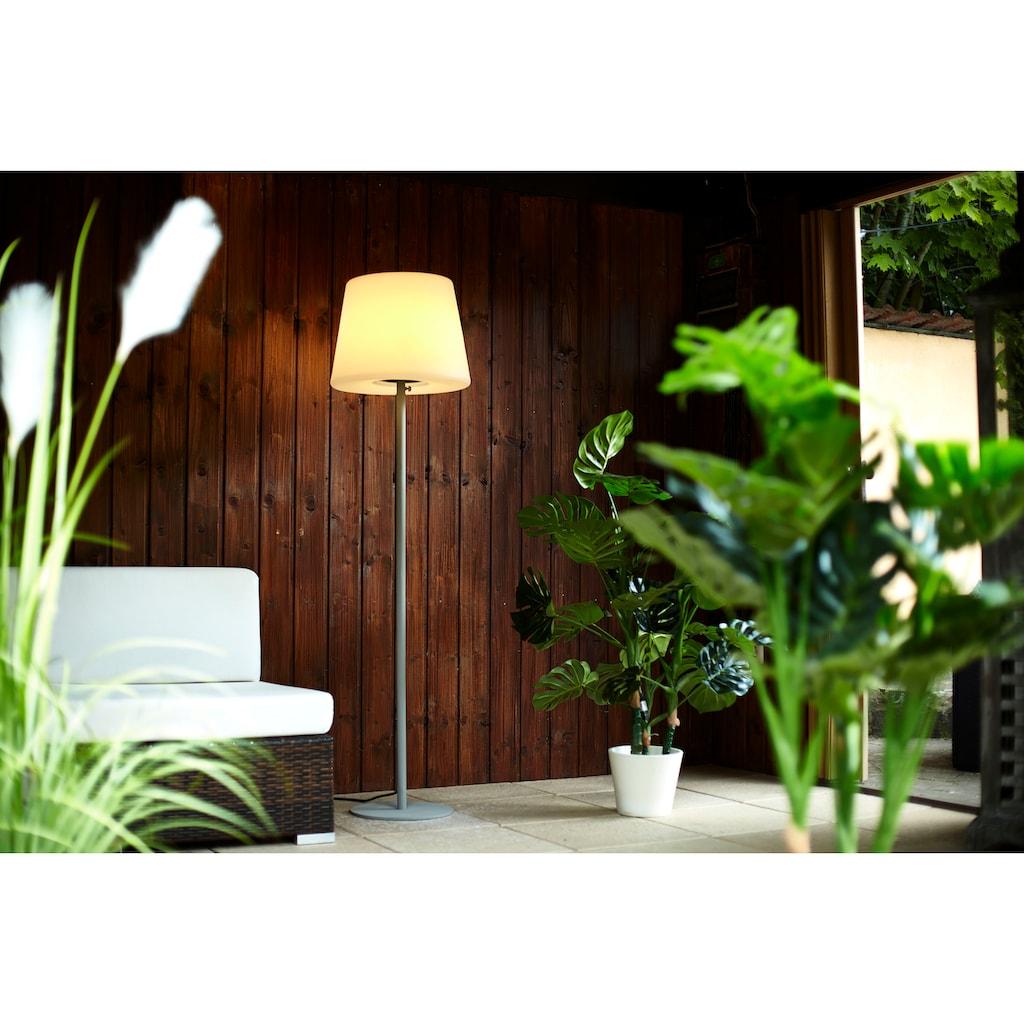 HEITRONIC Außen-Stehlampe »Holiday«, E27, Temperaturbeständig von -20 bis +45 °C