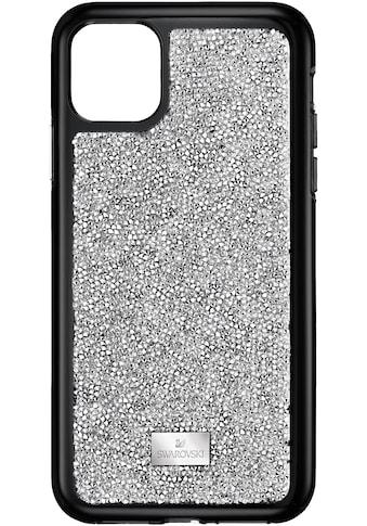 Swarovski Smartphone - Hülle »Glam Rock Smartphone Schutzhülle mit integriertem Stoßschutz, iPhone® 11 Pro Max, silberfarben, 5536650« kaufen